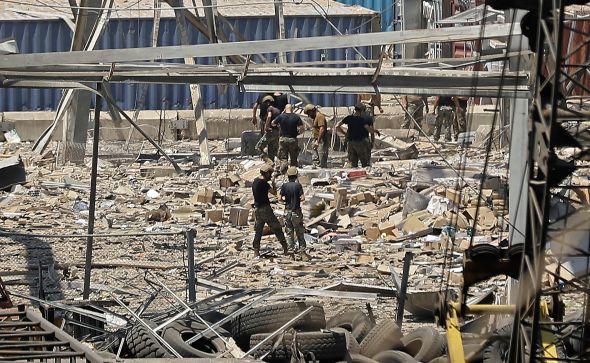 ledakan-beirut-akibatkan-300-ribu-orang-kehilangan-tempat-tinggal