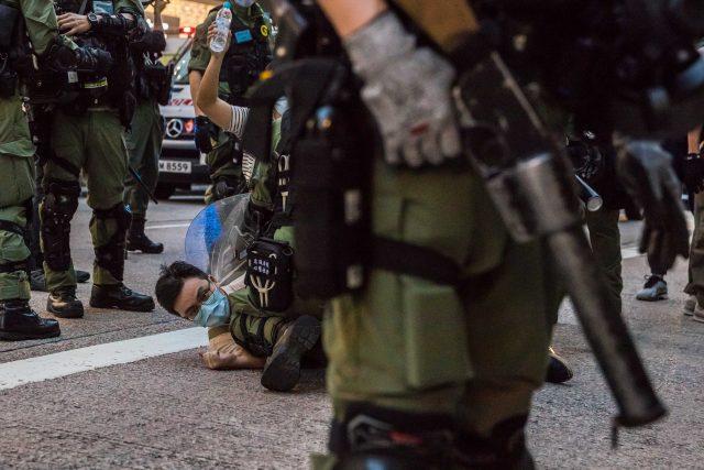 nyaris-300-orang-ditangkap-polisi-hong-kong-karena-kembali-berdemonstrasi