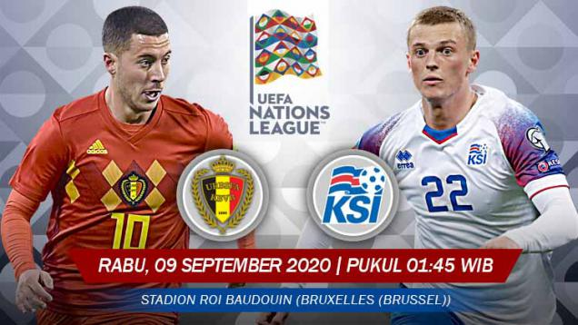 link-live-streaming-uefa-nations-league:-belgia-vs-islandia