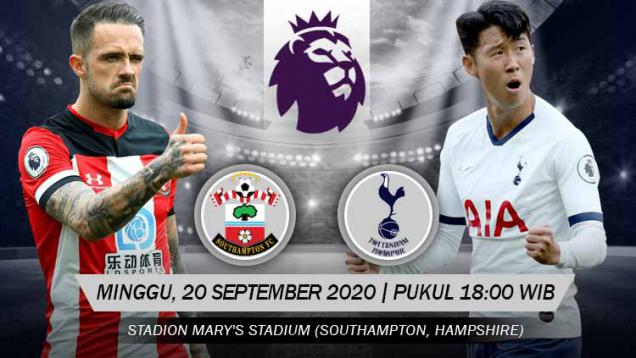 prediksi-pertandingan-liga-inggris-2020/2021:-southampton-vs-tottenham-hotspur