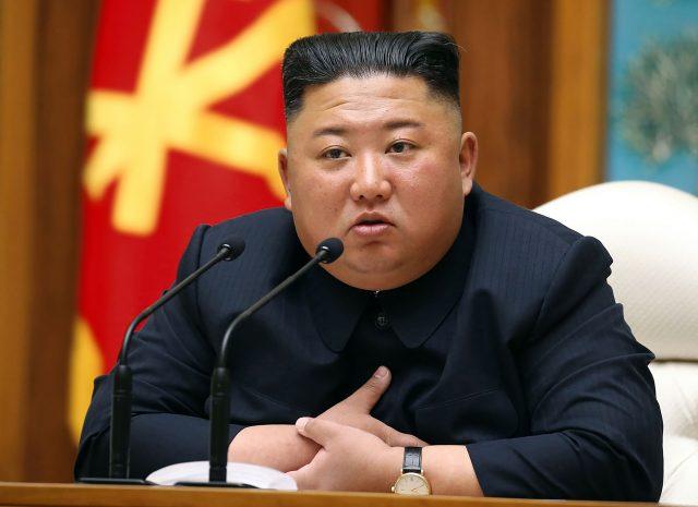 peristiwa-langka-terjadi,-kim-jong-un-minta-maaf-tentaranya-bunuh-pns-korsel