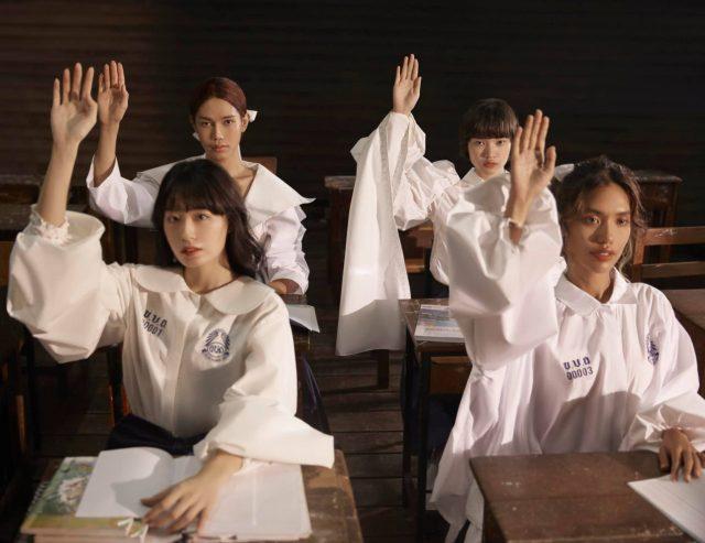 dukung-demo-pelajar-lawan-pemerintah,-desainer-thailand-ciptakan-seragam-baru
