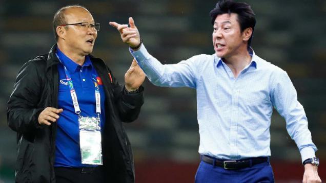 media-korea-selatan-ikut-soroti-pertemuan-shin-tae-yong-vs-park-hang-seo