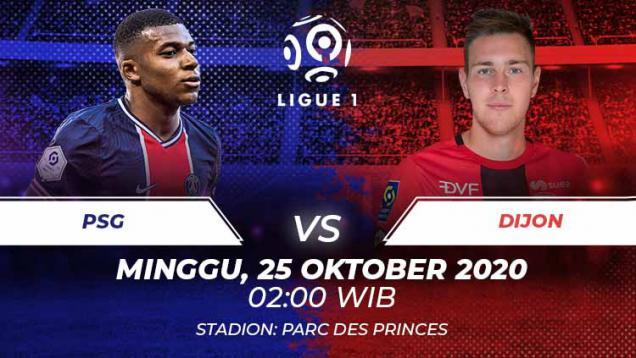 link-live-streaming-ligue-1-prancis:-paris-saint-germain-vs-dijon