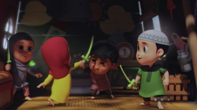 trailer-film-animasi-'nussa'-picu-polemik-basi:-mengkritik-film-yang-belum-ditonton