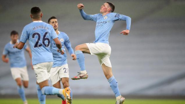 rekap-hasil-pertandingan-liga-inggris:-tottenham-dirampok,-manchester-city-menari