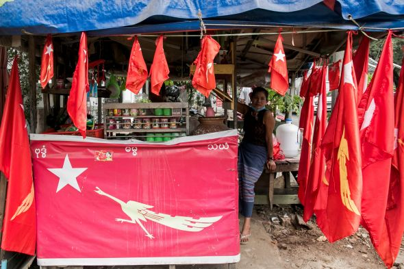 nld-tuding-militer-myanmar-lakukan-kudeta