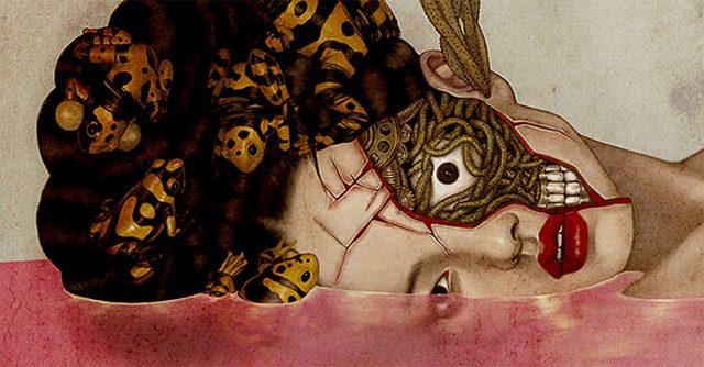 kumpulan-ilustrasi-memukau-dari-korsel-ini-gambarkan-manusia-rusak-'dimakan'-alam