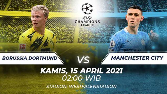 link-live-streaming-liga-champions:-dortmund-vs-manchester-city