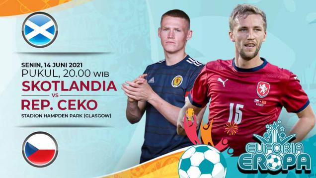prediksi-euro-2020-grup-d-skotlandia-vs-republik-ceko:-duel-tim-kuda-hitam