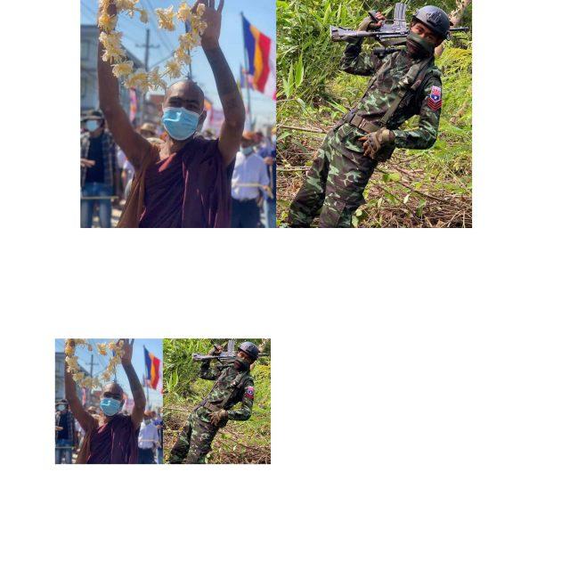 mantan-biksu-myanmar-kini-terpaksa-angkat-senjata-melawan-junta-militer