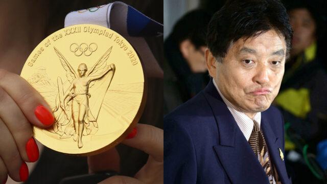 digigit-wali-kota-caper,-medali-emas-olimpiade-atlet-jepang-diganti-yang-baru