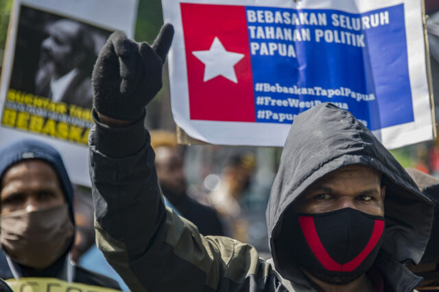 komisi-tinggi-ham-pbb-laporkan-intimidasi-aktivis-papua,-kemenlu-membantahnya