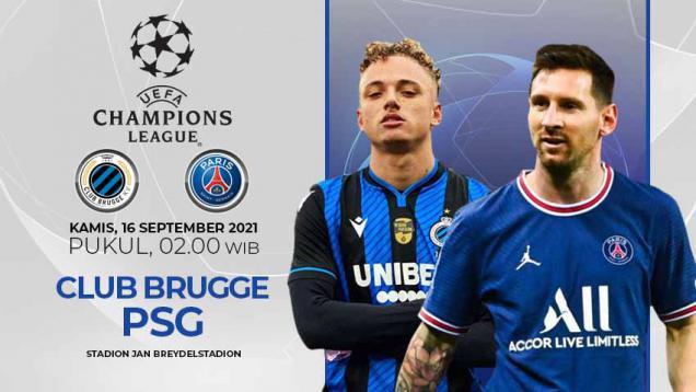 prediksi-liga-champions-club-brugge-vs-psg:-ujian-perdana-les-parisiens-ke-tangga-juara